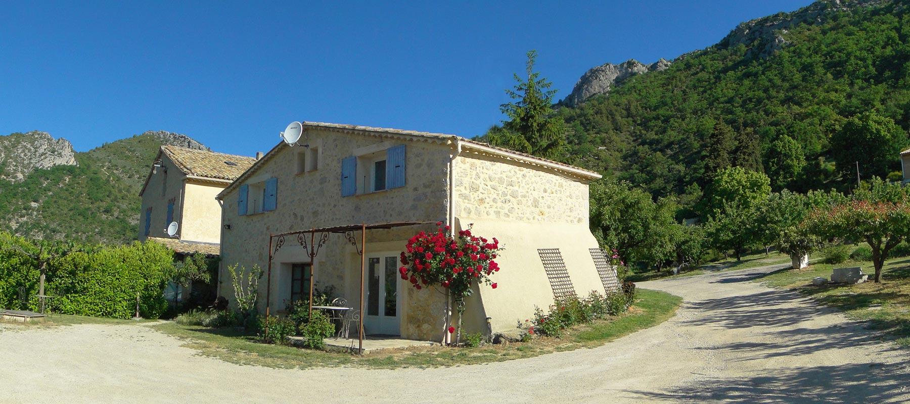 Gîtes Et Chambres Du0027hôtes Près De Buis Les Baronnies En Drôme Provençale    La Ferme De Lu0027Autanne